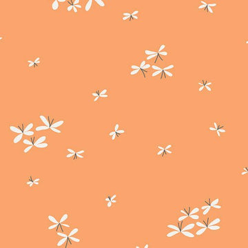 Art Gallery VOILE Fabric, Firefly Jar Tang, Firefly Fabric, Curiosities, Jeni Baker, Light Weight Summer Fabric, Kimono Wrap Fabric, V