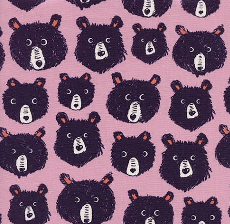 Cozy - Teddy and the Bears in Lilac