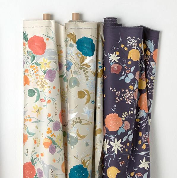 Japanese Fall Fabric