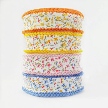 Crochet Bias Tape Double Sided