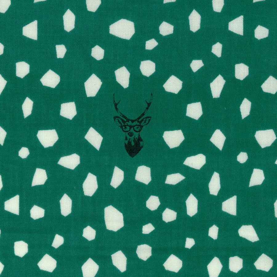 Deer Double Gauze Fabric