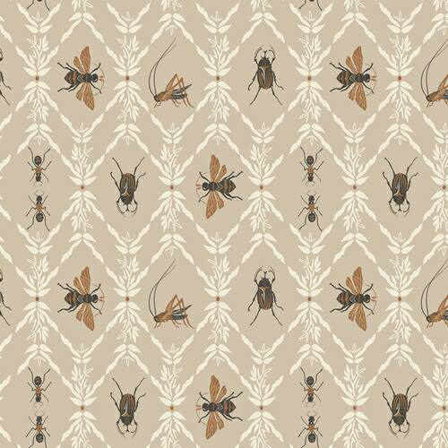 Bee Insect Fabric