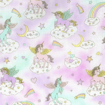 Unicorn Double Gauze