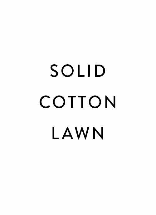 Cotton + Steel Lawn