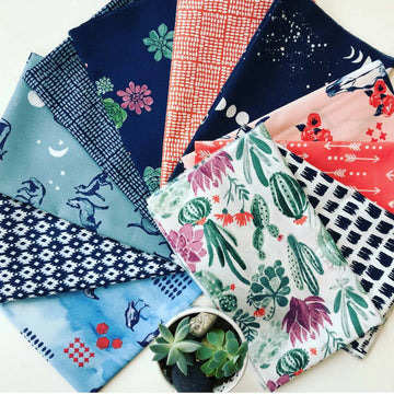 Organic Cotton Fabric Bundle