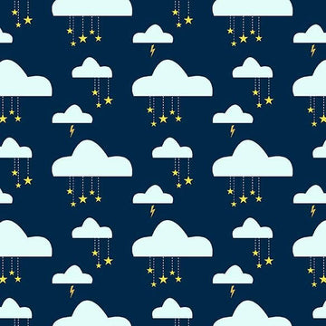 Clouds Fabric