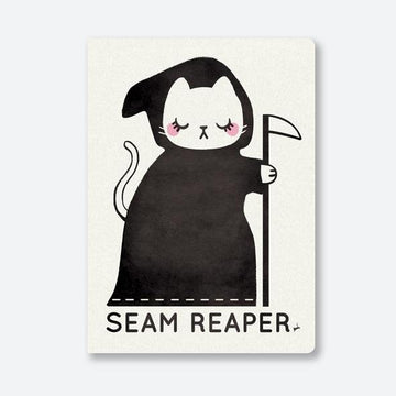 Seam Ripper Sewing Notebook