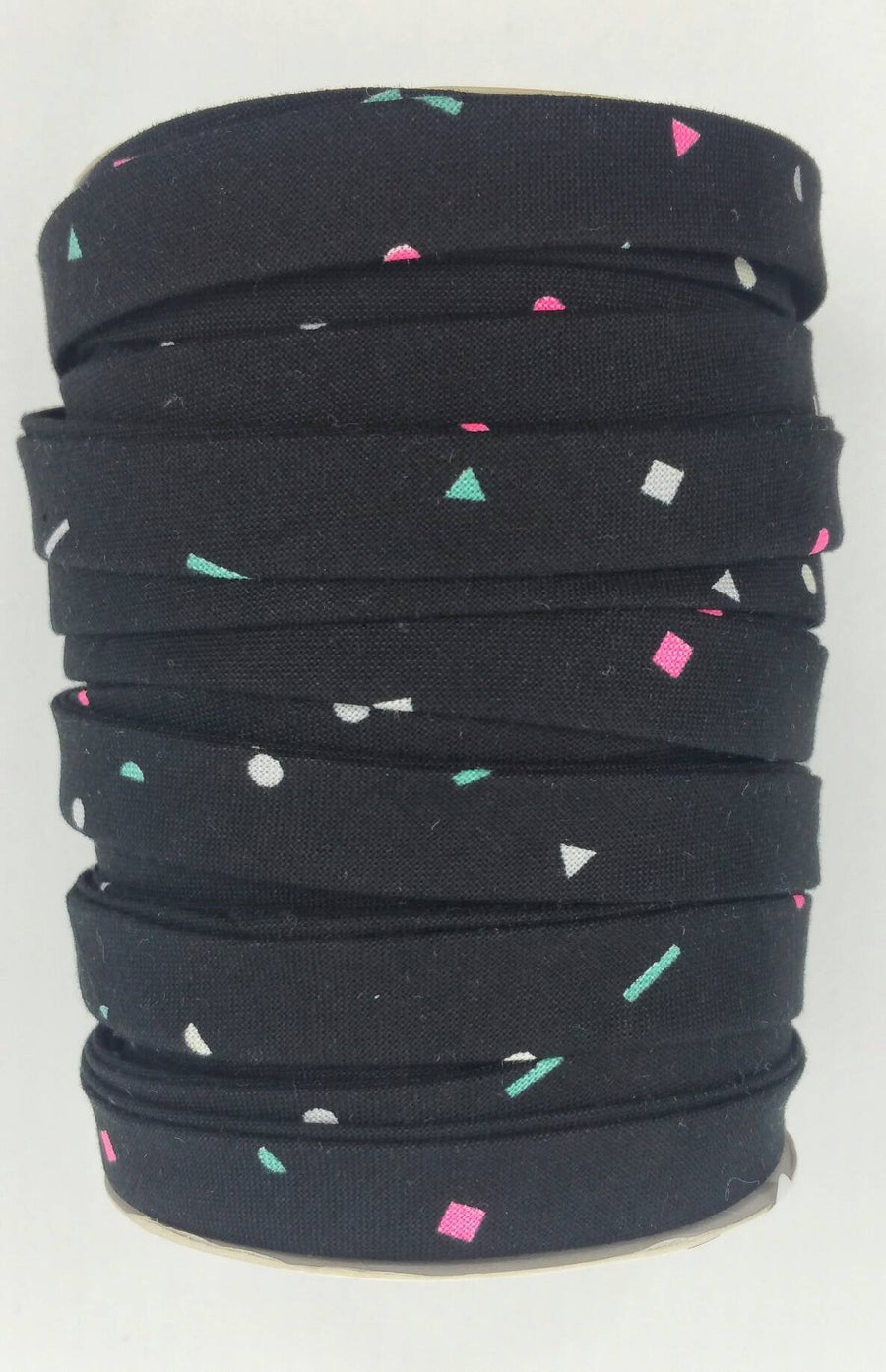 Black Bias Tape