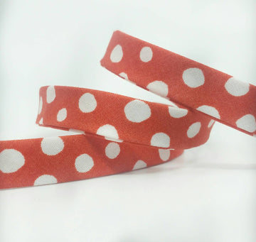 Organic Cotton Bias Tape