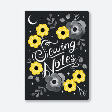 Sewing Notes Notebook