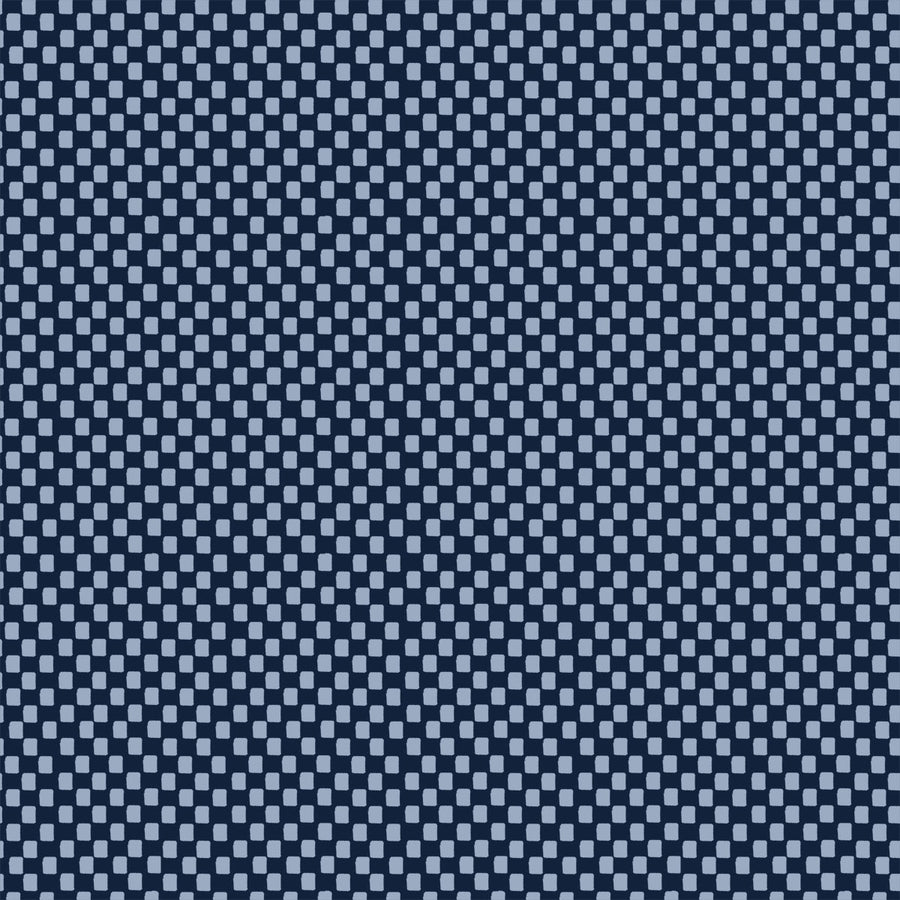 Wildwood - Checkers in Navy