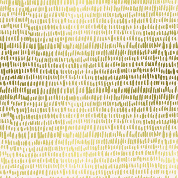 Wildwood - Hatchmarks in Cream Metallic | Cotton Lawn
