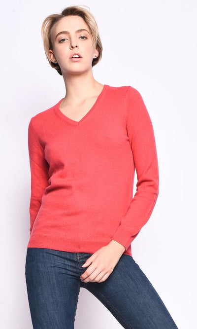 3VERY Women's Classic V-Neck