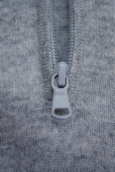 3VERY Classic 1/4 Zip w. Inside Accent