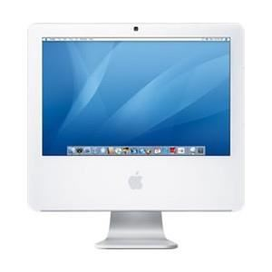"Refurbished Apple iMac A1208 Late 2006 17"" Core 2 Duo 2.00GHz Lion (Front) - nSpire Laptops"