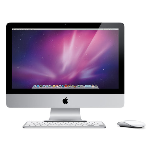 "Refurbished Apple iMac A1311 Mid 2010 21.5"" Core i3 3.06GHz Sierra (Front) - nSpire Laptops"