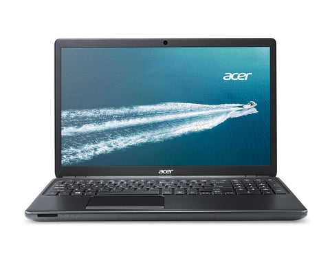 "(nSpire) Refurbished Acer Travelmate P255 Core i5-4200U, 6GB 500GB 15.6"" Laptop - Front"