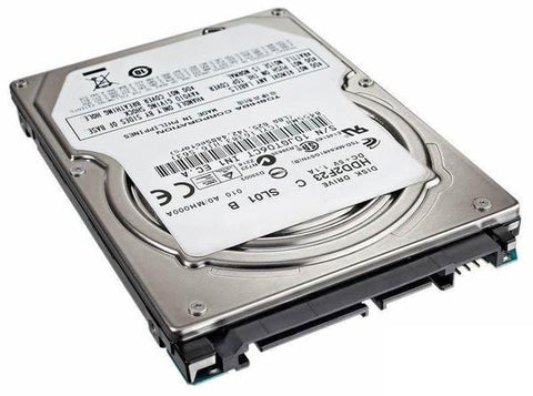"250GB SATA II 5400 RPM 2.5"" Laptop Hard Drive HDD"