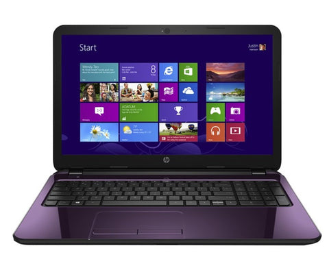 "(nSpire) Hp Pavilion 15-g094sa AMD A8 8GB 1TB 15.6"" Refurb Radeon R5 Laptop - Front"