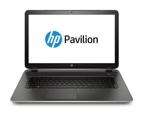 "(nSpire) Refurbished Hp Pavilion 17-f251sa 17.3"" 8GB 1TB Core i5 5th Gen Laptop - Front"
