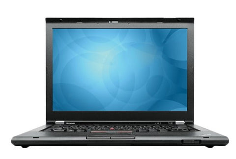 "(nSpire) Refurbished Lenovo ThinkPad T430 14.1"" Core i5, 8GB, 240GB SSD Laptop - Front"
