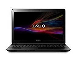 "Refurbished Sony Vaio SVF152C29M 8GB 500GB Touchscreen Win10 15.6"" Core i3 Laptop (Front) - nSpire"
