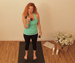 10 minute yoga for great arms