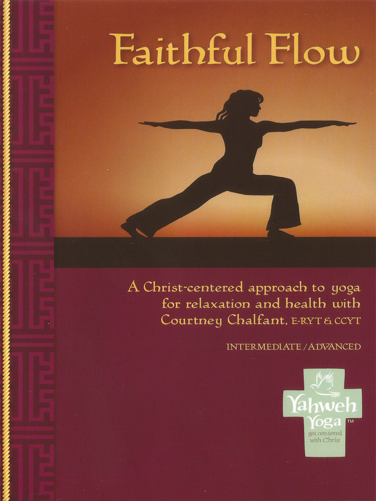 Classic one hour flow yoga DVD