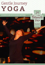 half hour gentle yoga digital download