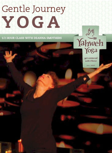 half hour gentle yoga for beginners DVD