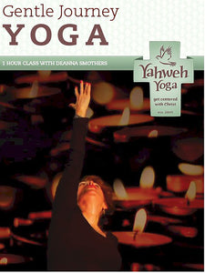 Best selling one hour gentle yoga for beginners DVD