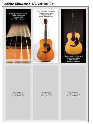 Acoustic Guitar Showcase: Luthier Package