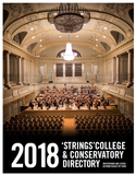 2020 College & Conservatory Directory