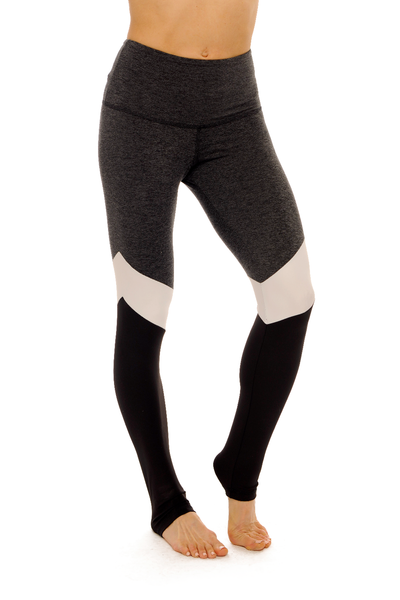 Warrior Tri-Color Legging