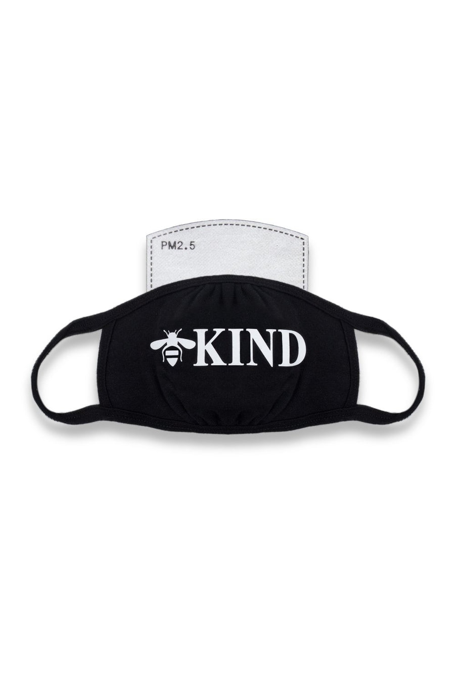 Be Kind Mask Black/White