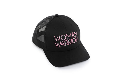Woman Warrior Trucker Pink