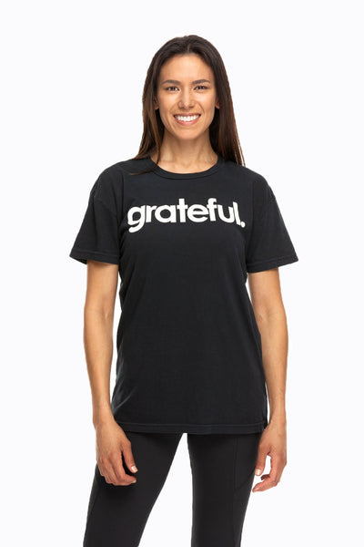 Grateful Period Unisex Crew Neck Tee