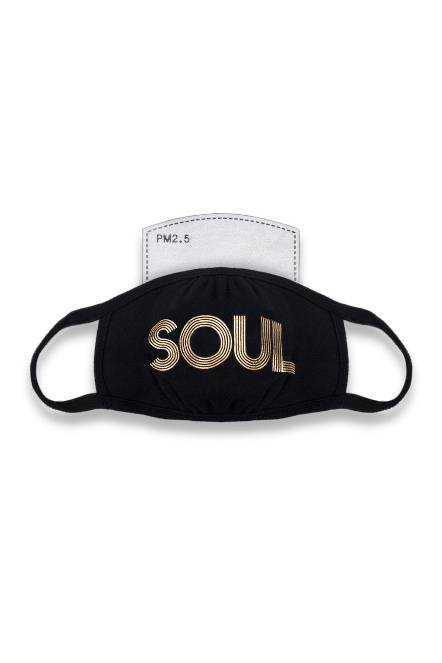 Soul Mask Black/Gold