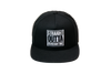 Straight Outta Quarantine Solid Baseball Black