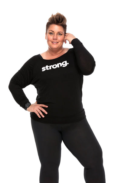 Strong Long Sleeve Tee