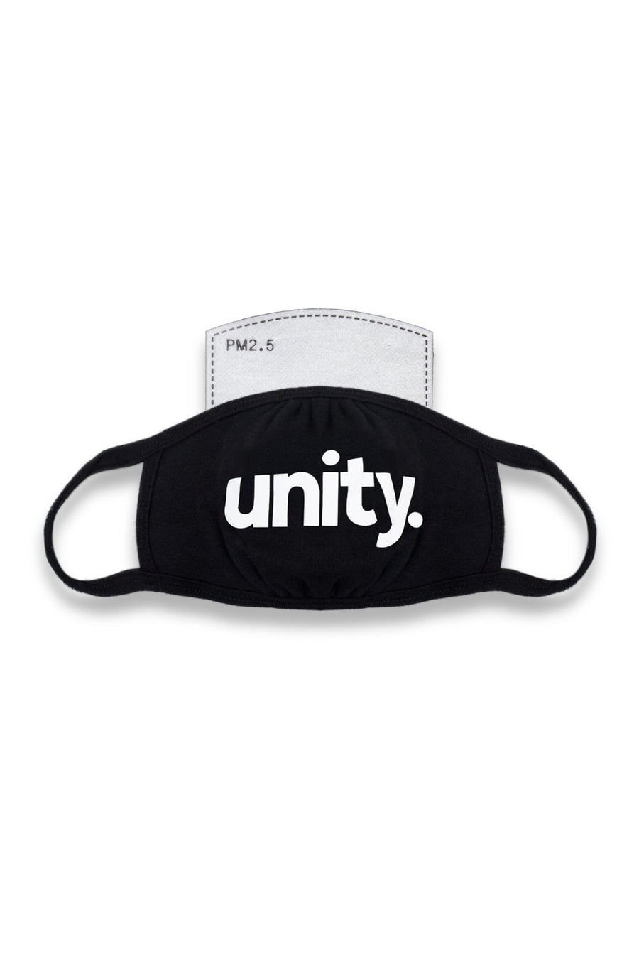 Unity Mask Black/White