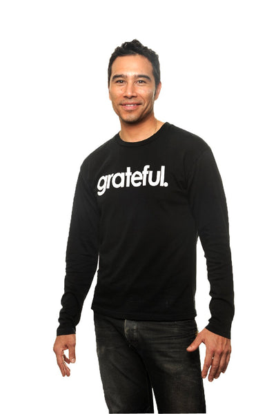 Grateful Period Unisex Long Sleeve Tee