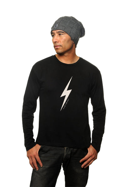 Thunderbolt Unisex Long Sleeve Tee