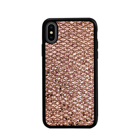 Rose Gold Diamond - iPhone X
