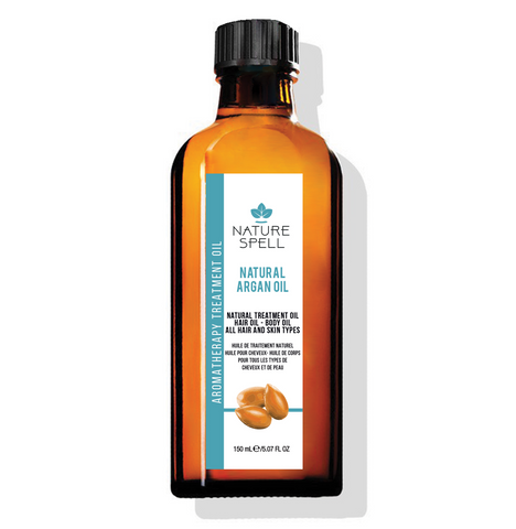 ARGAN TREATMENT OIL FOR HAIR & BODY 150ML