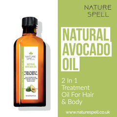 2 in 1 Avocado Treatment Oil For Hair and Body review