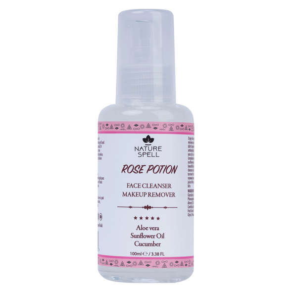 Rose Potion Aloe Vera Cleanser