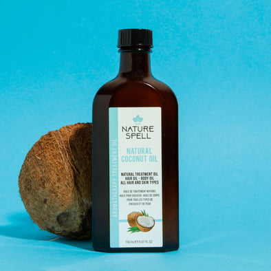 Coconut Treatment Oil For Hair & Body