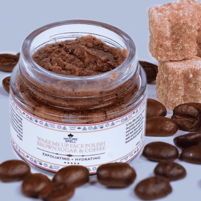 Brown Sugar & Coffee Face Scrub