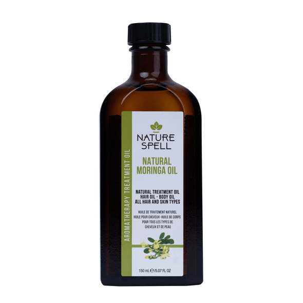 Moringa Oil For Hair & Body